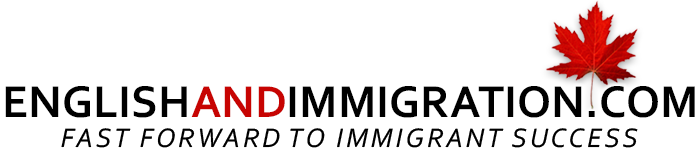 English & Immigration Logo