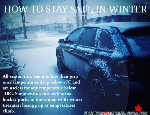 Stay Safe in Winter