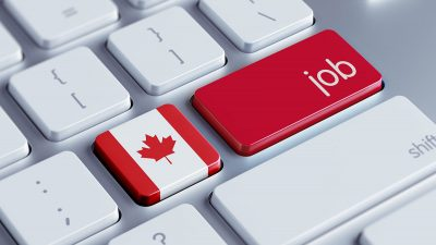 job in canada