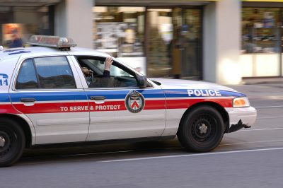 police in canada